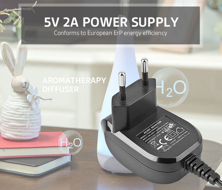 5v 1a 2a Eu Plug 12w Ac Dc Power Adaptor 12v 1a 2a Switching Power Adapter With Ce Approved Power Adapter Acdc Adapter
