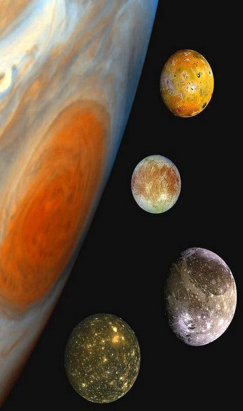 Google Planetas Jupiter Y Saturno Planetas Y Estrellas