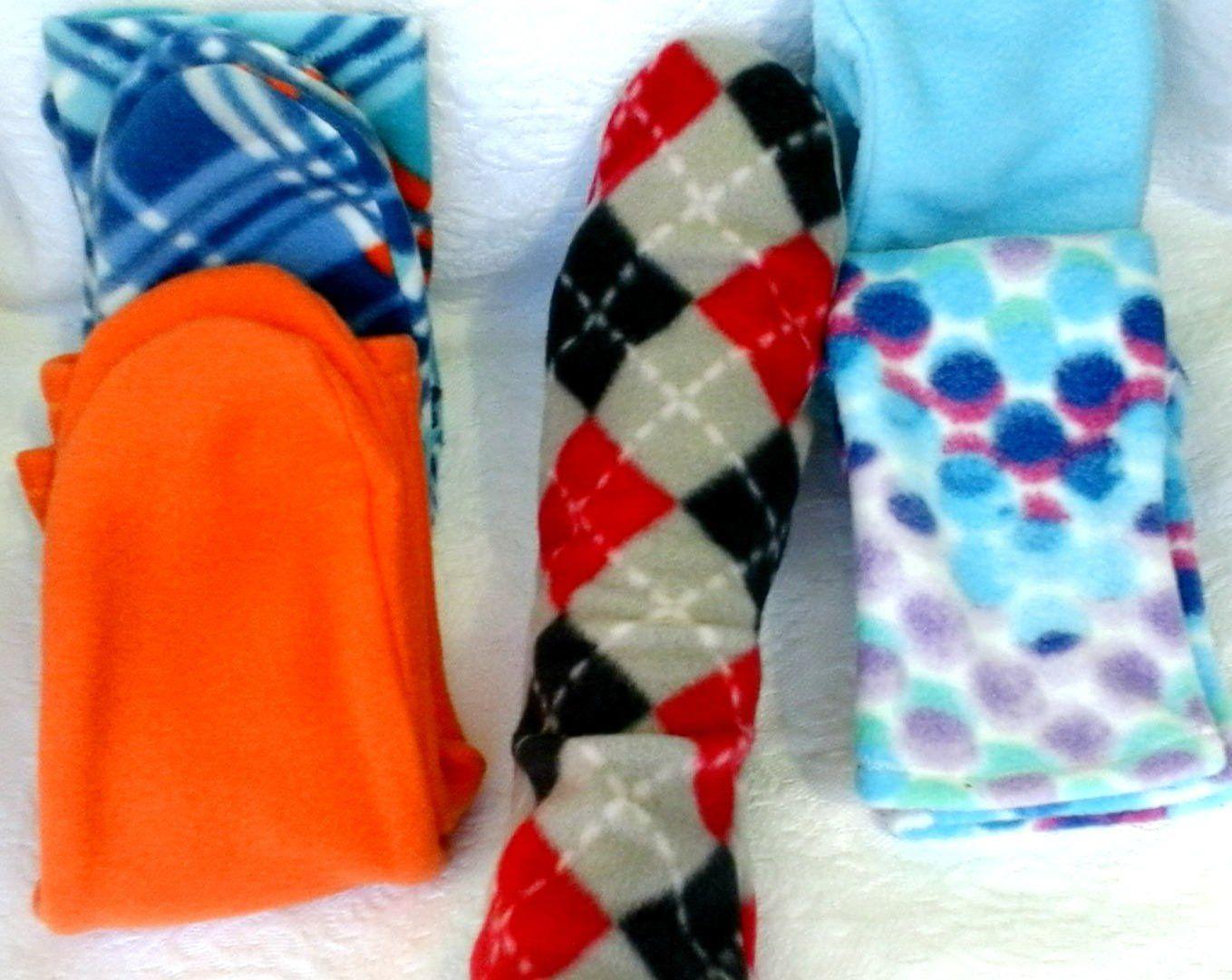 Warm fleece socks, women's winter socks, gift for her