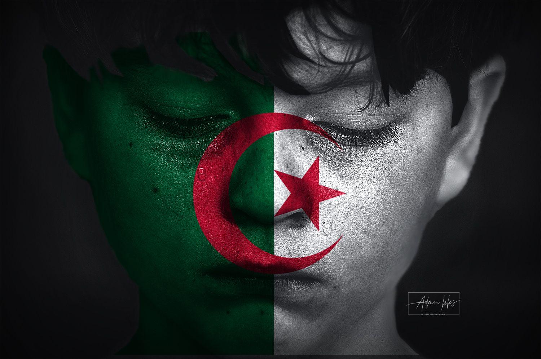 معلومات عن الجزائر مع اجمل خلفيات لعلم الجزائري رائعة