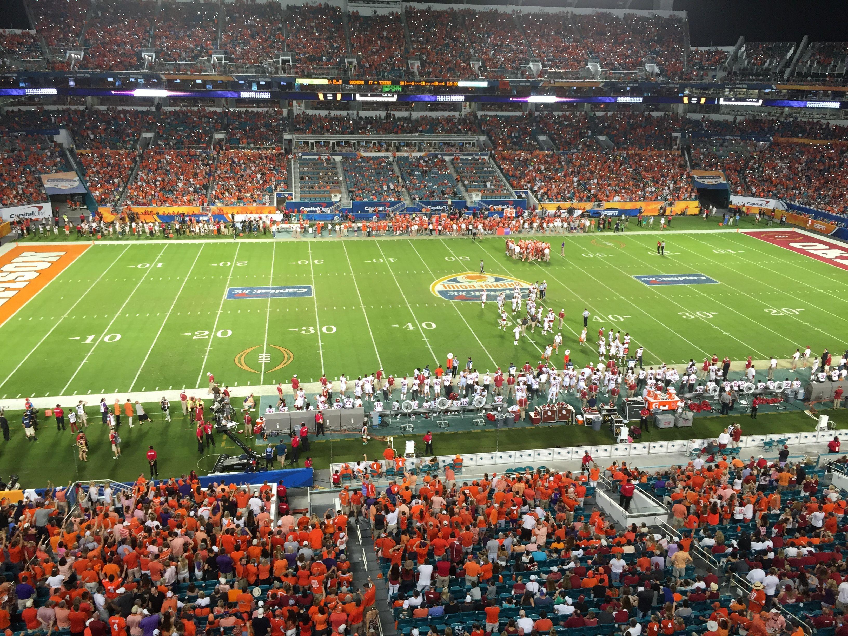 Sunlife Stadium, Orange Bowl, Miami Gardens, Florida Great Pictures