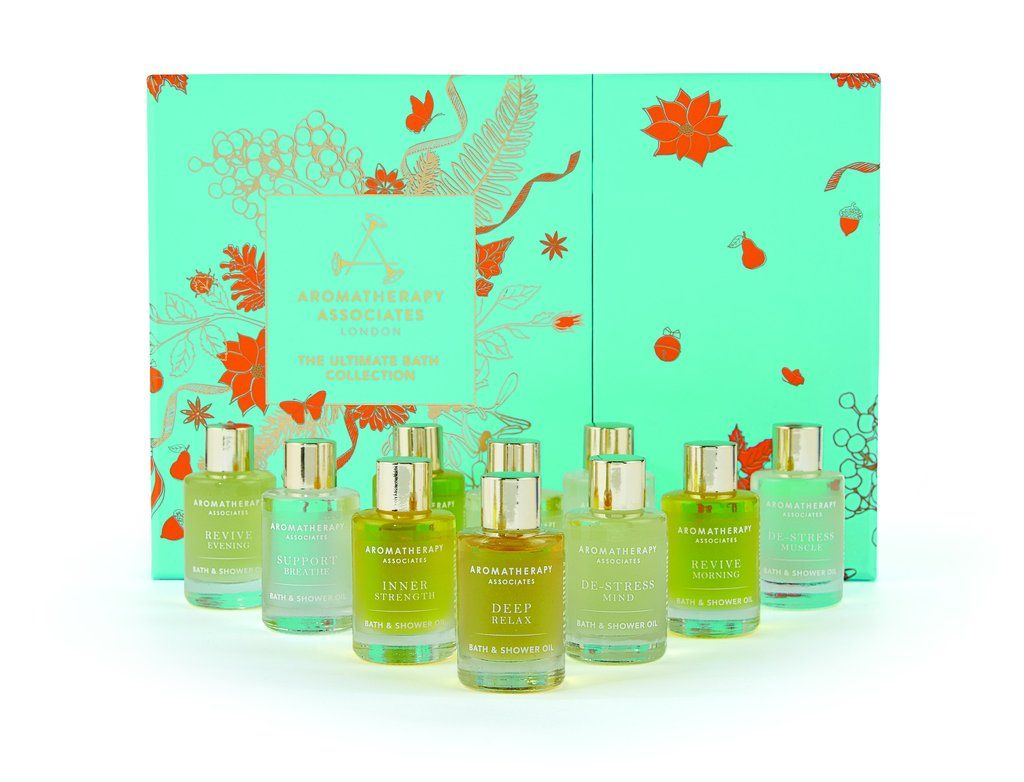 The Ultimate Bath & Shower Collection Aromatherapy