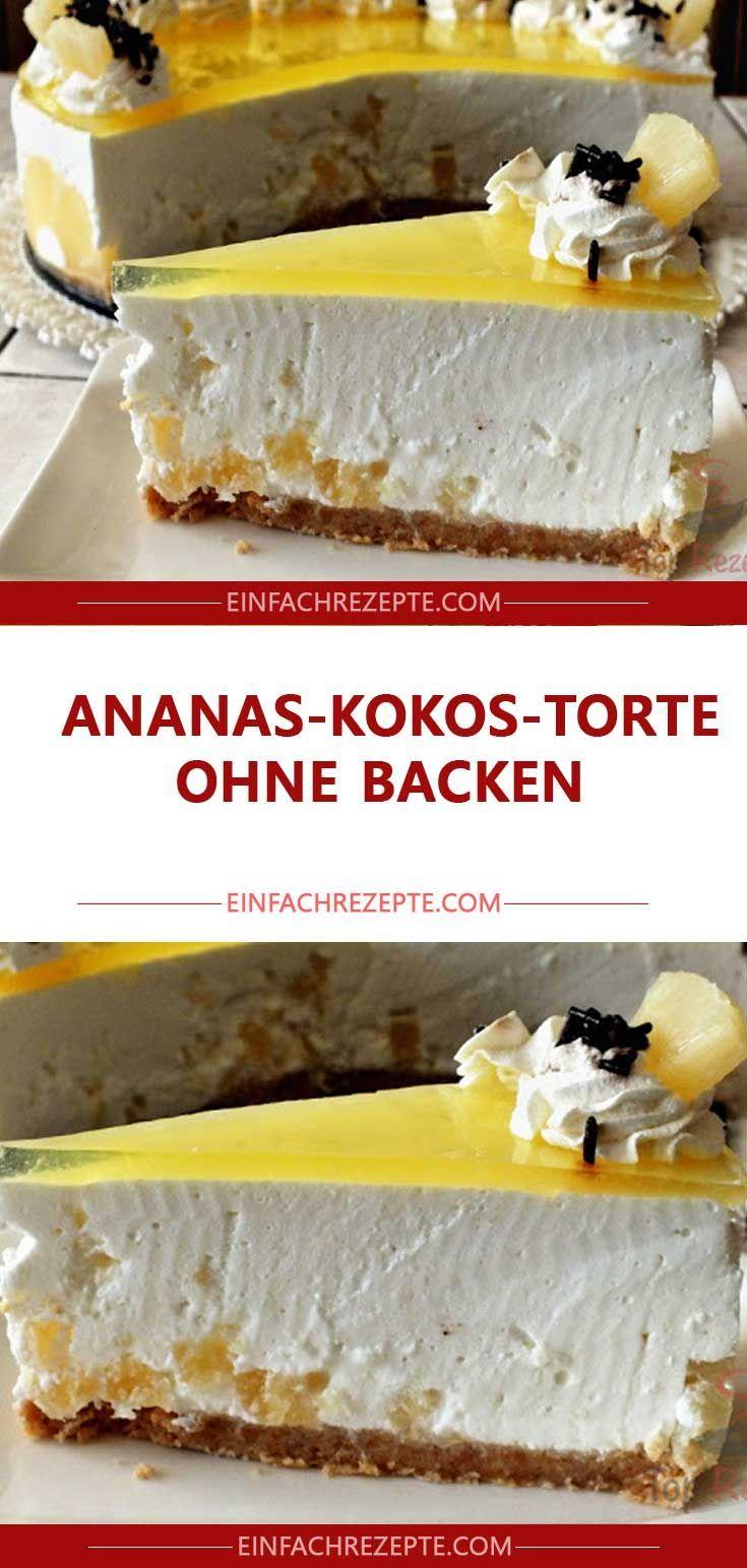Zutaten Fur Den Tortenboden 150 G Butterkekse 100 G Gemahlene Mandeln Torten Coffee Cake Recipes Vanilla Coffee Cake Recipe Coffee Recipes