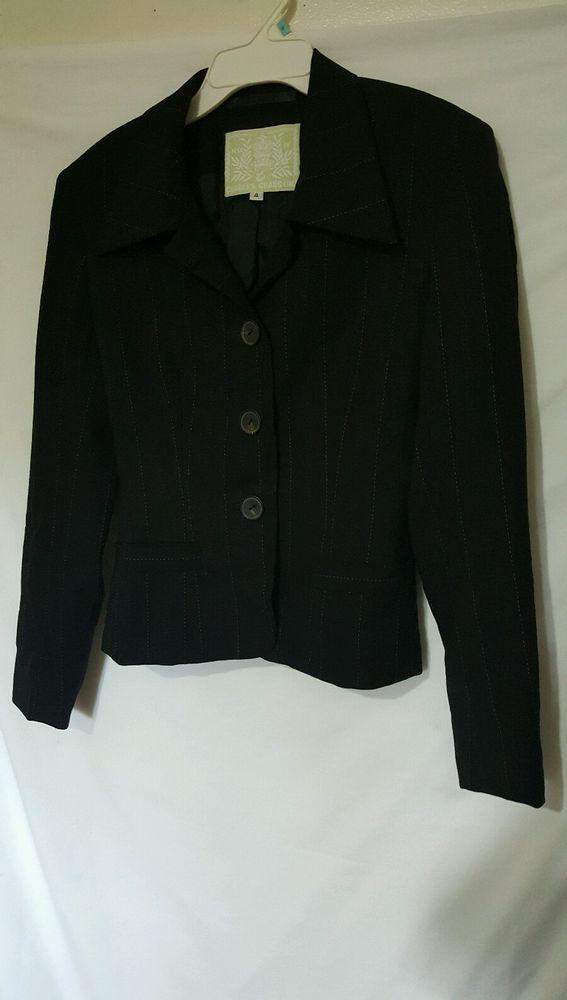 Charles Chang Lima Black Silk Lined Jacket Sz Line Jackets Jackets Black Silk