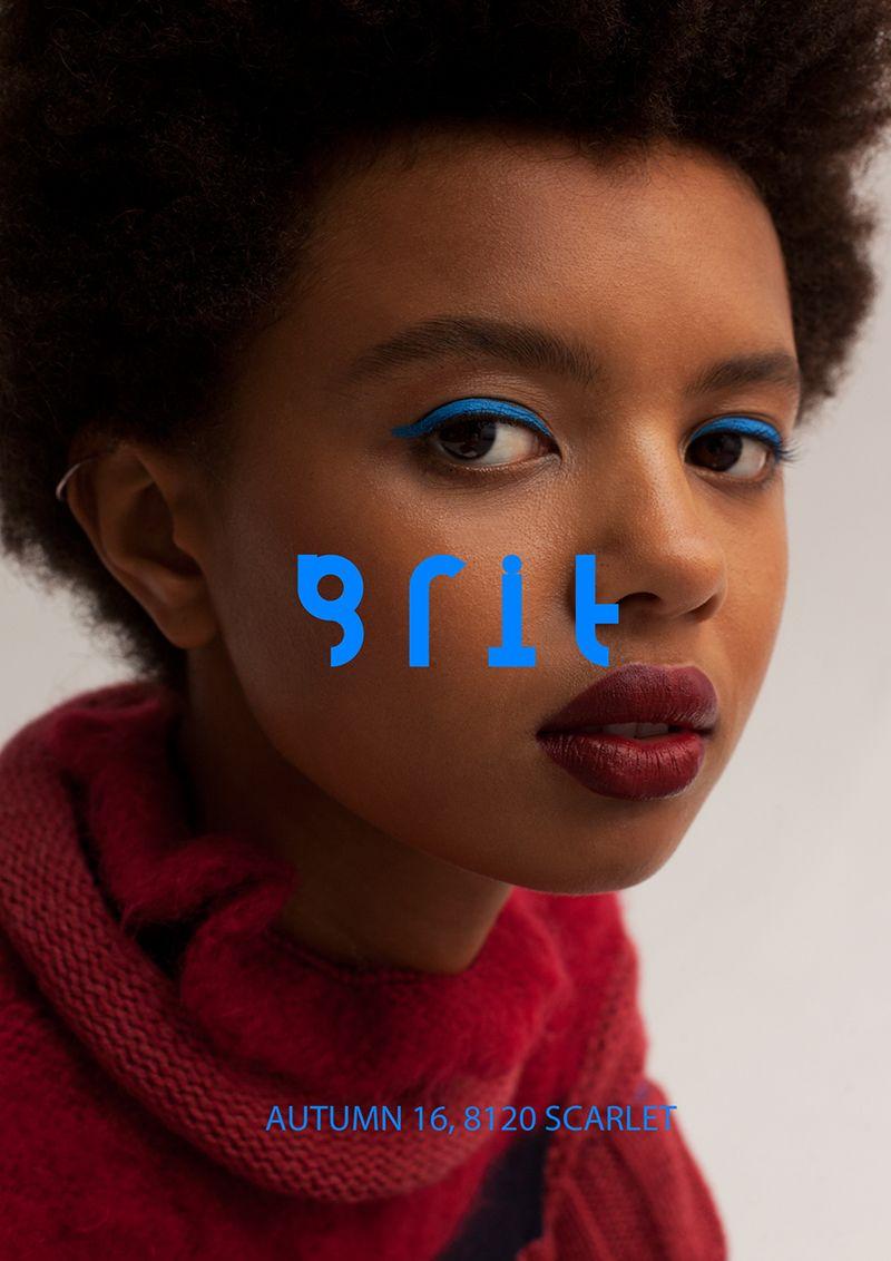 "morningmode: ""GRIT Model Poppy Okotcha by Niclas Heikkinen for Grit Autumn 2016. date 13.07.16 time 10:00 """