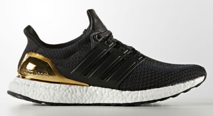 timeless design 96025 93ea8 ... mid hombres mujeres grey grey white primavera verano 7f4b0 6212f  new  arrivals a touch of oro oro oro on adidas ultra boost 5c7a33 33106 20254