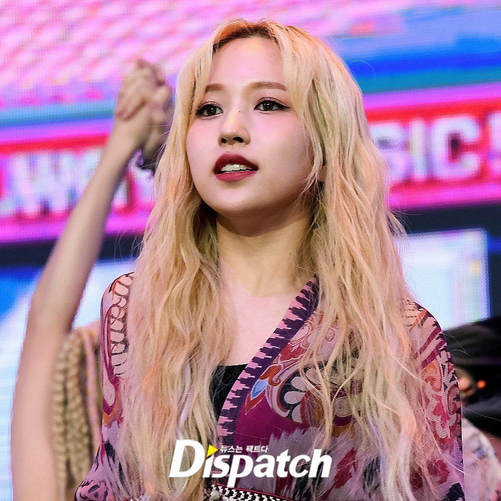 Korea Dispatch On Twitter Mina Korean Celebrities Nayeon