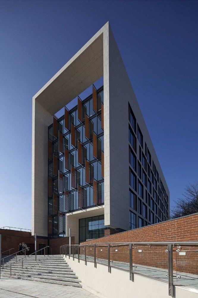 Southampton Police S Operational Command Unit Broadway Malyan Architecture Architectural Inspiration Southampton