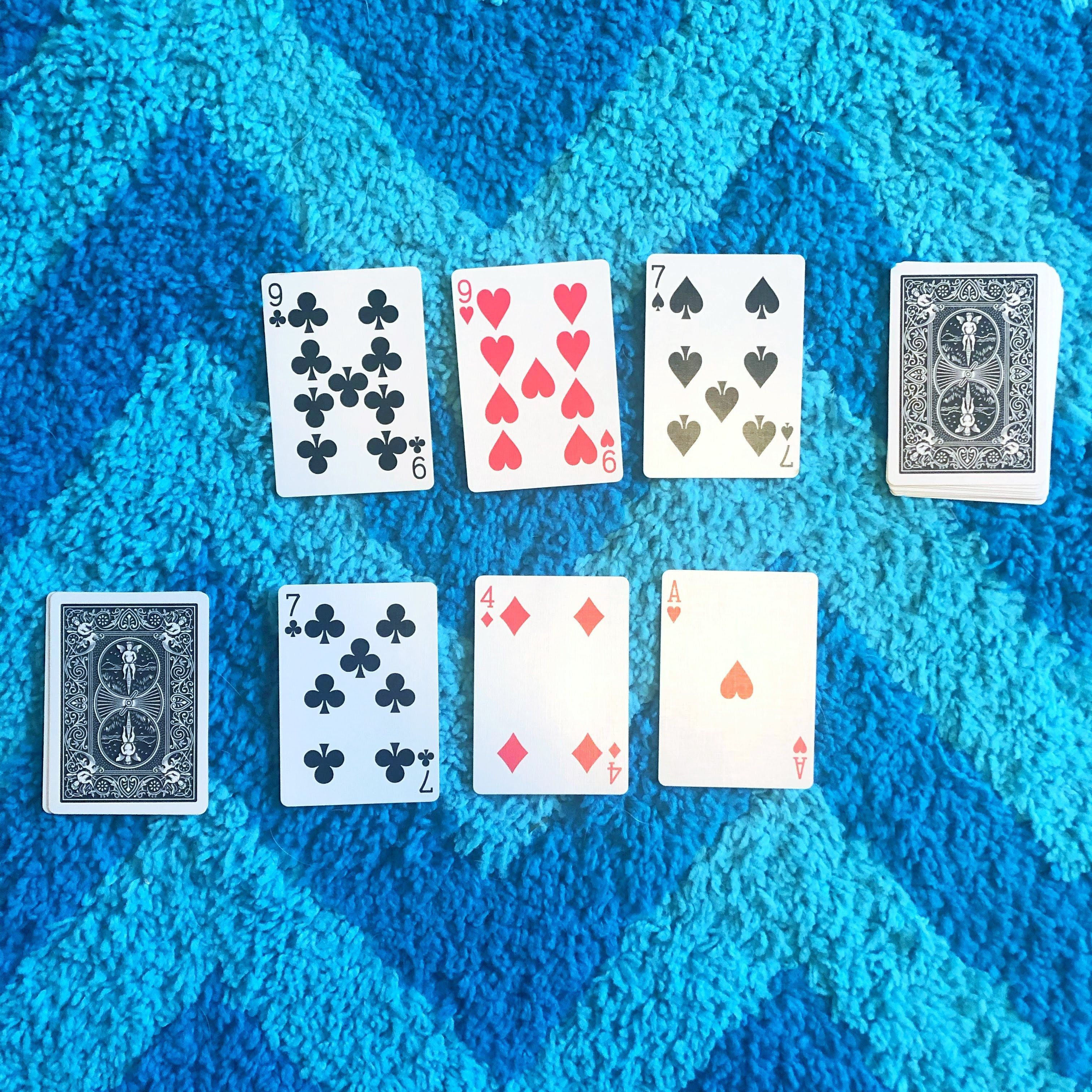 7 Fun Math Games For Kids Using Playing Cards