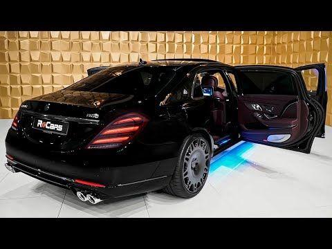 2020 Mercedes-Maybach S 650 BRABUS 900 – Innen- und Außendetails   – Pinterest Best In Stock Markets
