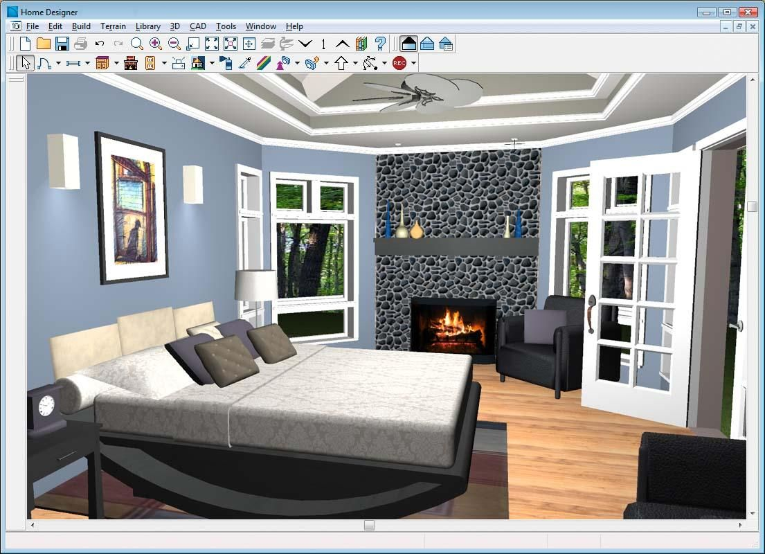 Design Your Own Bedroom Online For Free Free Interior Design Software  Home Design  Pinterest  Free