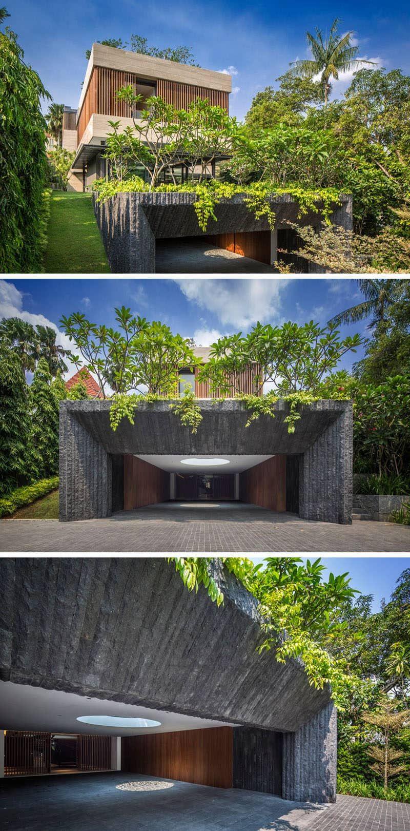 Das geheime Gartenhaus durch Wallflower Architecture