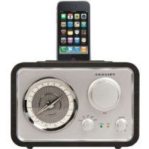 Crosley CR3009A-BK iSolo Radio (Black)