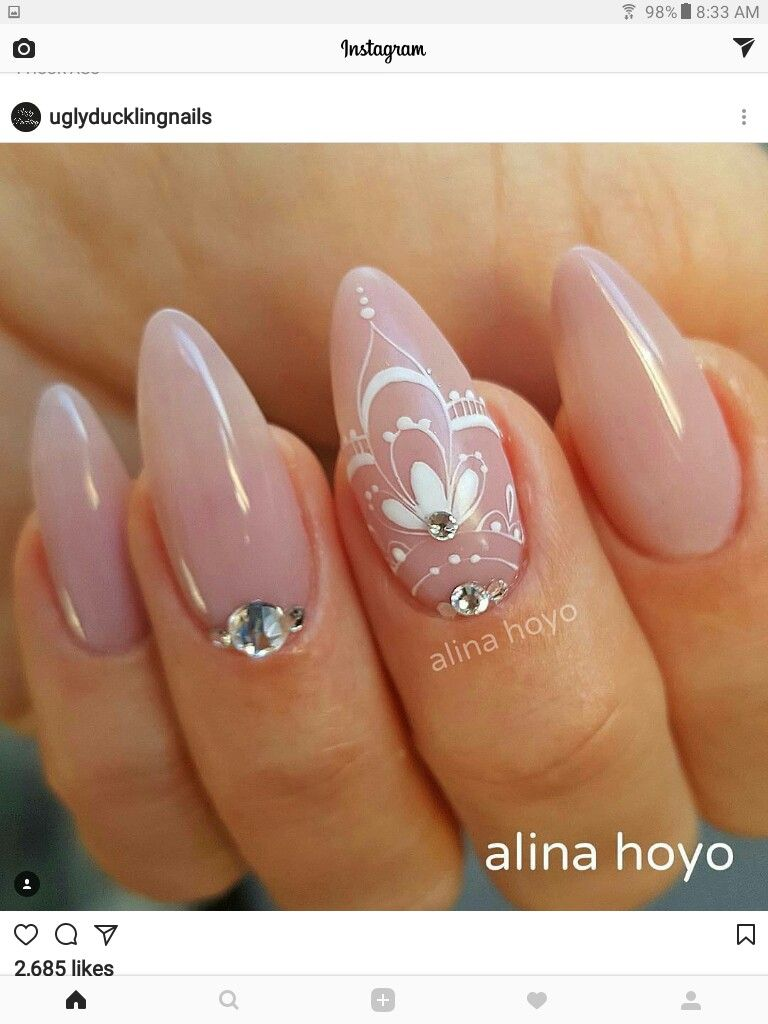 Just the shape and color, no designs | Hair, Make-Up & Nails ...