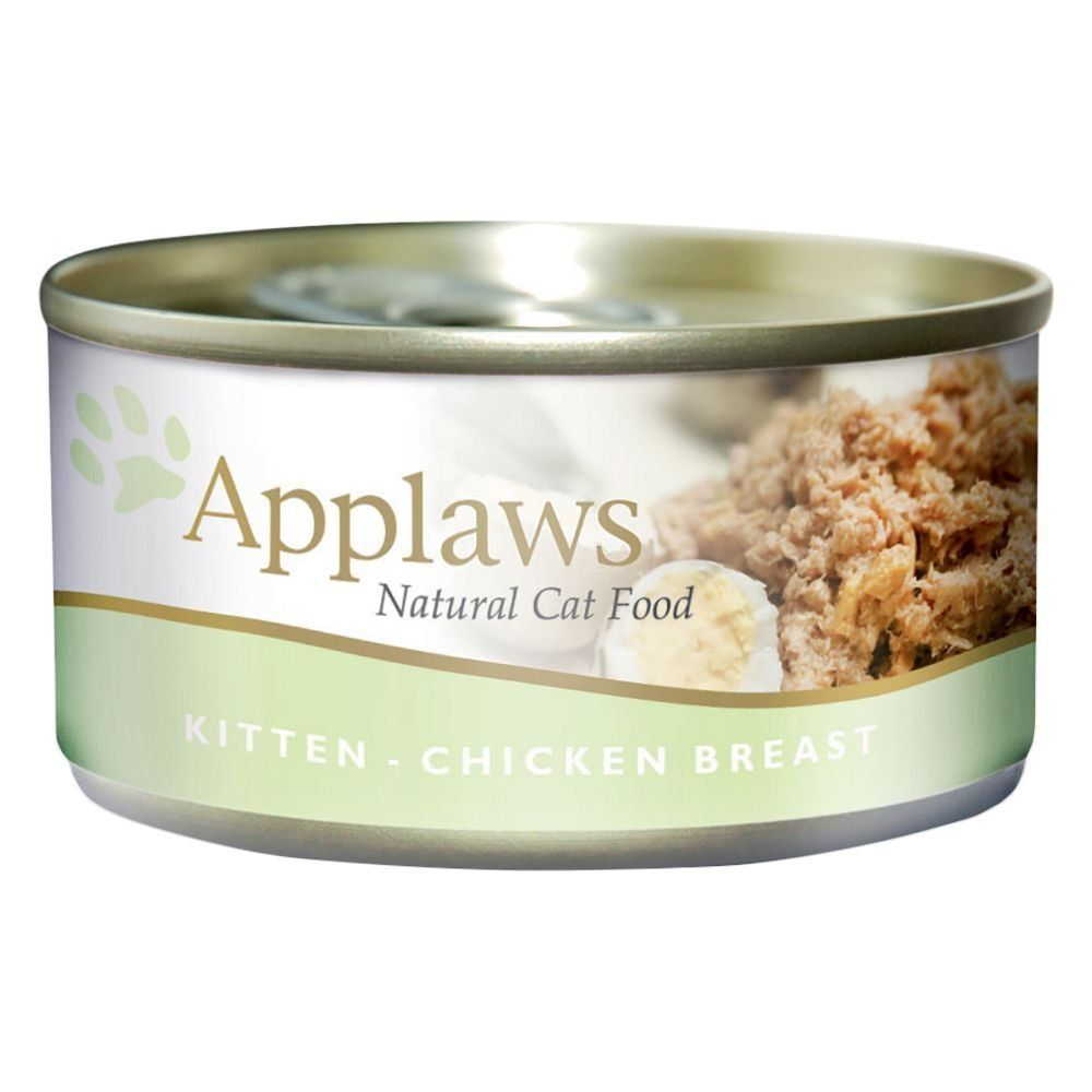 Applaws Huhnerfutterdose Fur Junge Katzen 70 Gr Check Out The Image By Visiting The Link Catgrooming Natural Cat Food Kitten Cats