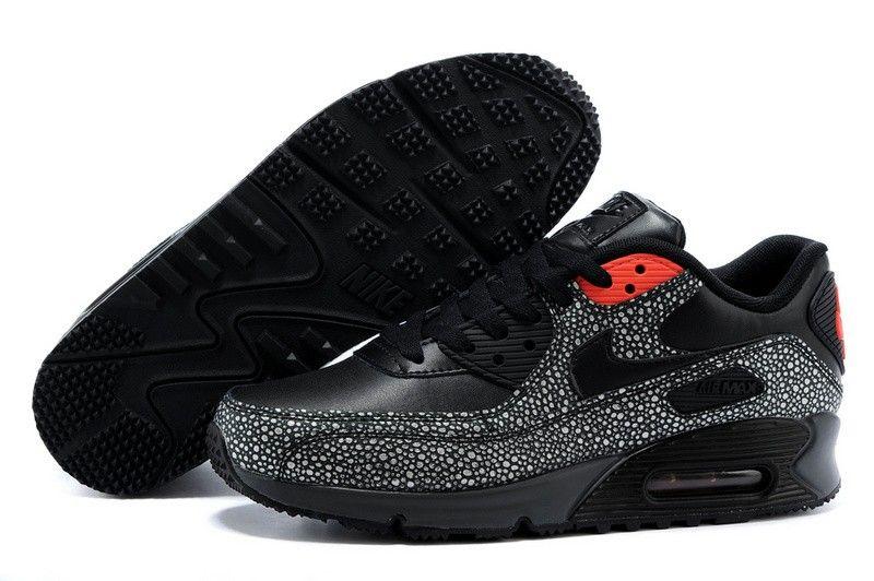 Cuero Nike Nike Air Max 90 Zapatos Deportivos para Hombres