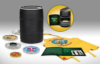 #Breaking bad complete series 1 2 3 4 5 & 6 new bluray #limited #edition barrell,  View more on the LINK: http://www.zeppy.io/product/gb/2/251684478183/