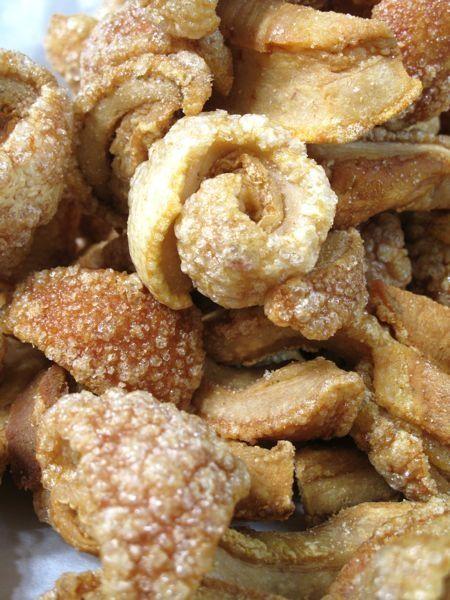 how to make fried pork rinds