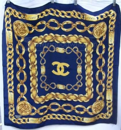 6d5f1d1e590 Chanel Silk Scarf! This was my first Chanel scarf and it is my favorite.