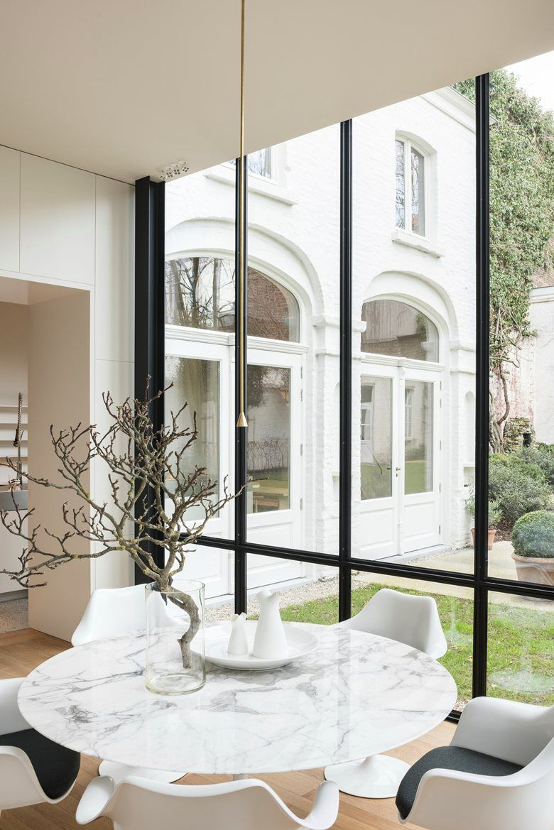 Historical Residence, Ghent, 2013 - Hans Verstuyft   RENOVATED ...