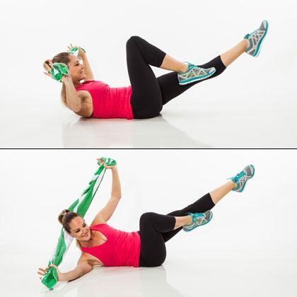7 Moves For Amazingly-Toned Obliques - Oefeningen Oblique Exercises Abe