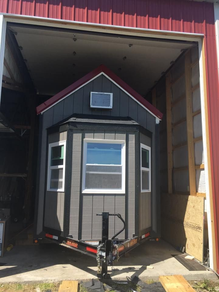 Spacious Tiny Home Tiny House Trailer For Sale In Garden City