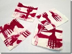 coasters --- painted