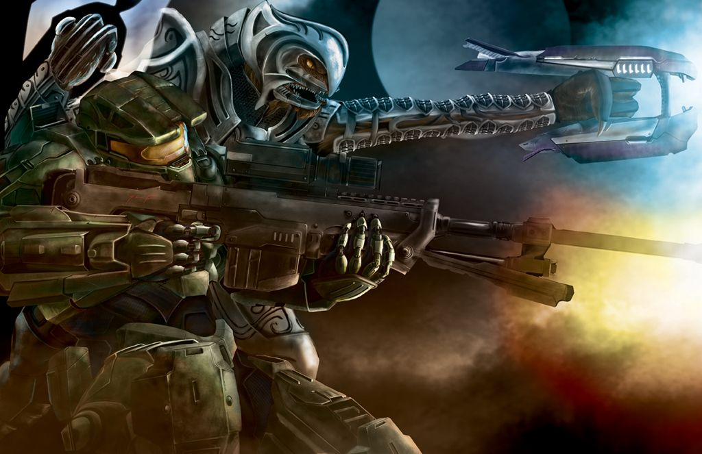 Master Chief and The Arbiter | Games | Pinterest