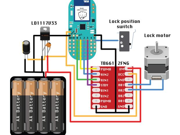 Open Source Bluetooth Door Lock in 2019 | Electronics