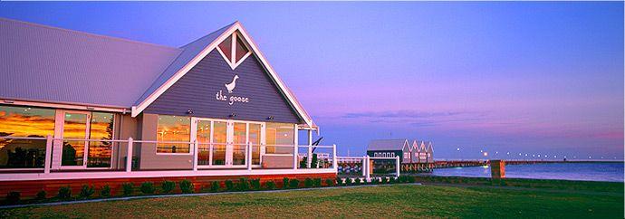 The Goose Cafe Restaurant, Busselton WA   Busselton, Western