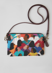 VIDA Statement Clutch - Poignant by VIDA QRdZwekM