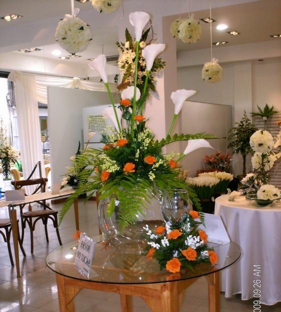 adornos de mesa para bodas de decoracin de centros de mesa para este verano