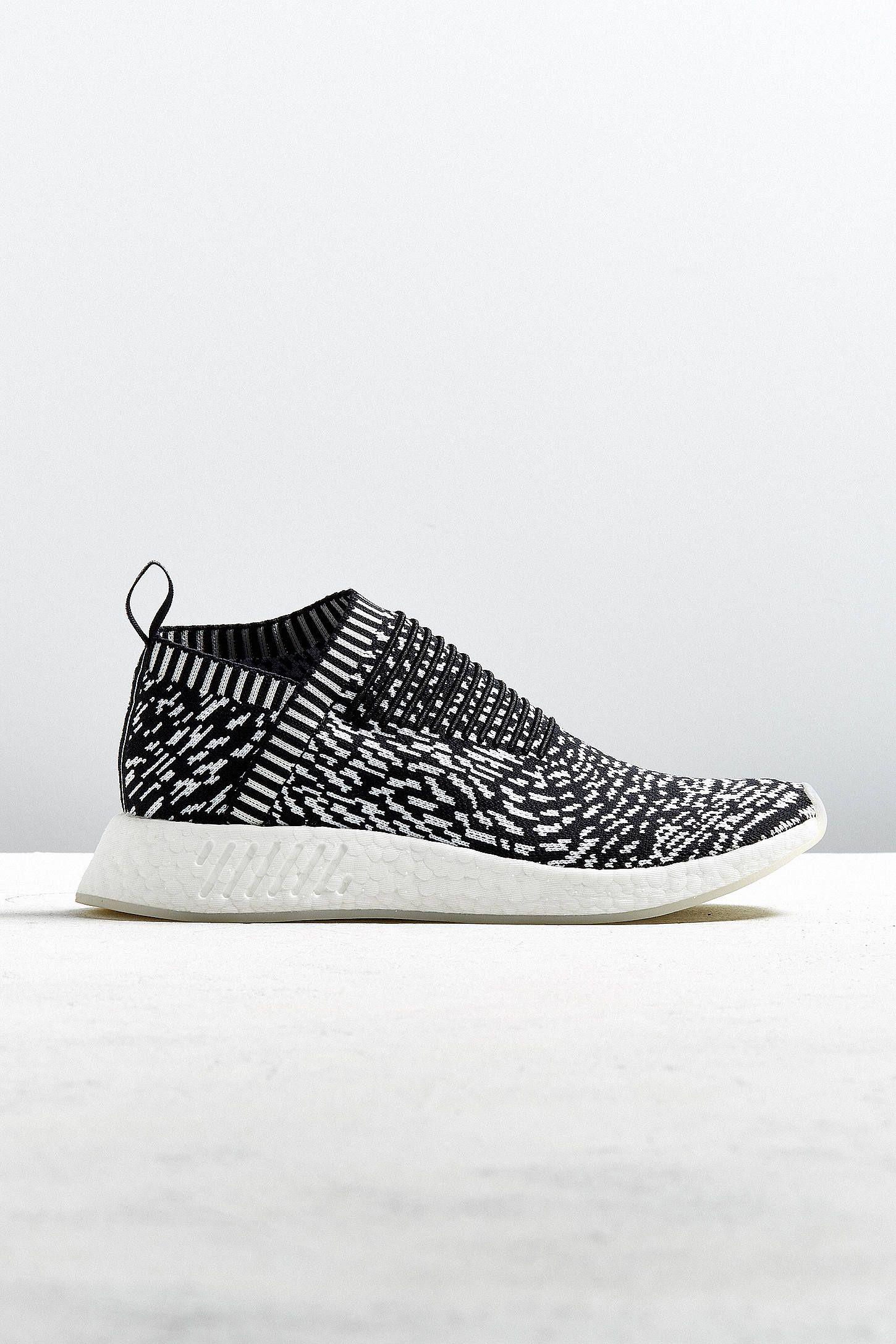 boutique adidas nmd cs2 mariés primeknit basket à urban outfitters