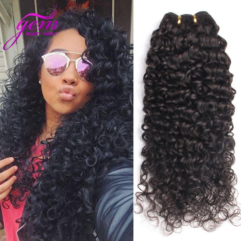 indian virgin hair indian curly virgin hair 3pcs