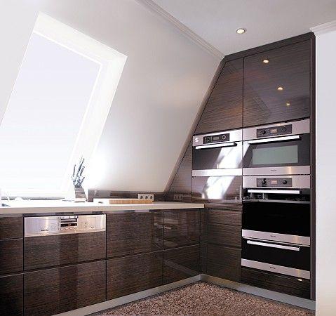 Ähnliches Foto Küche Pinterest Lofts - küche mit schräge