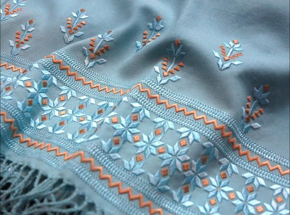khamak hand embroidery - Google Search