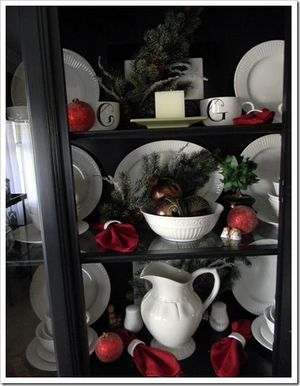 Best 25 China Cabinet Decor Ideas On Pinterest Hutch