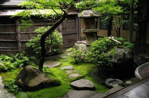 Model Taman Jepang Minimalis Taman Jepang Asian Garden Taman