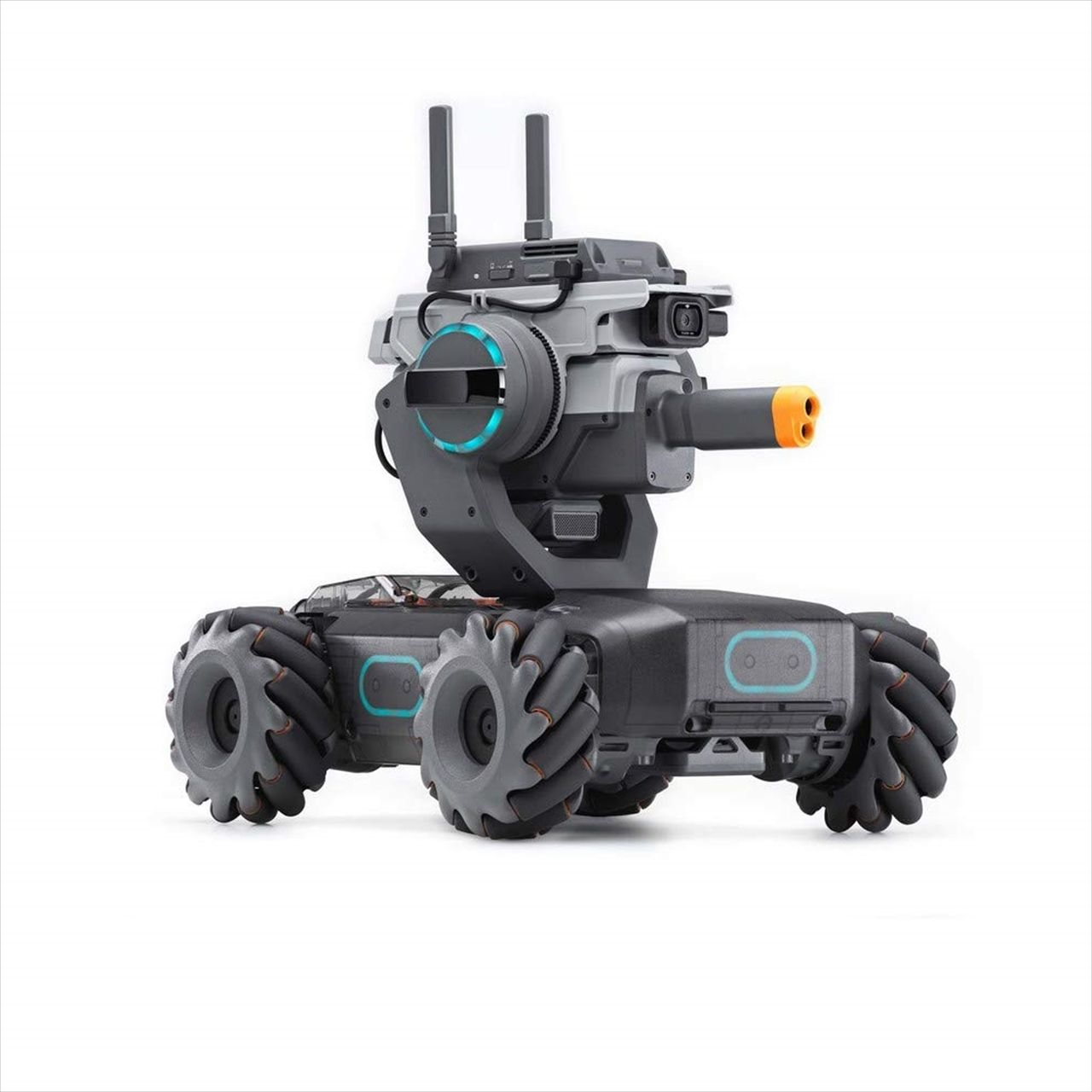 DJI Robomaster S1 Intelligent Educational Robot 4WD Brushless HD FPV APP Control Robot for Sale  US$824 39 grey is part of Educational robots, App control, Robotics competition, Robots for sale, Arduino, Robot - Only US$824 39 at fast free shipping  Shop best grey DJI Robomaster S1 Intelligent Educational Robot 4WD Brushless HD FPV APP Control Robot for sale, There are various discounts waiting for you   Tomtop com