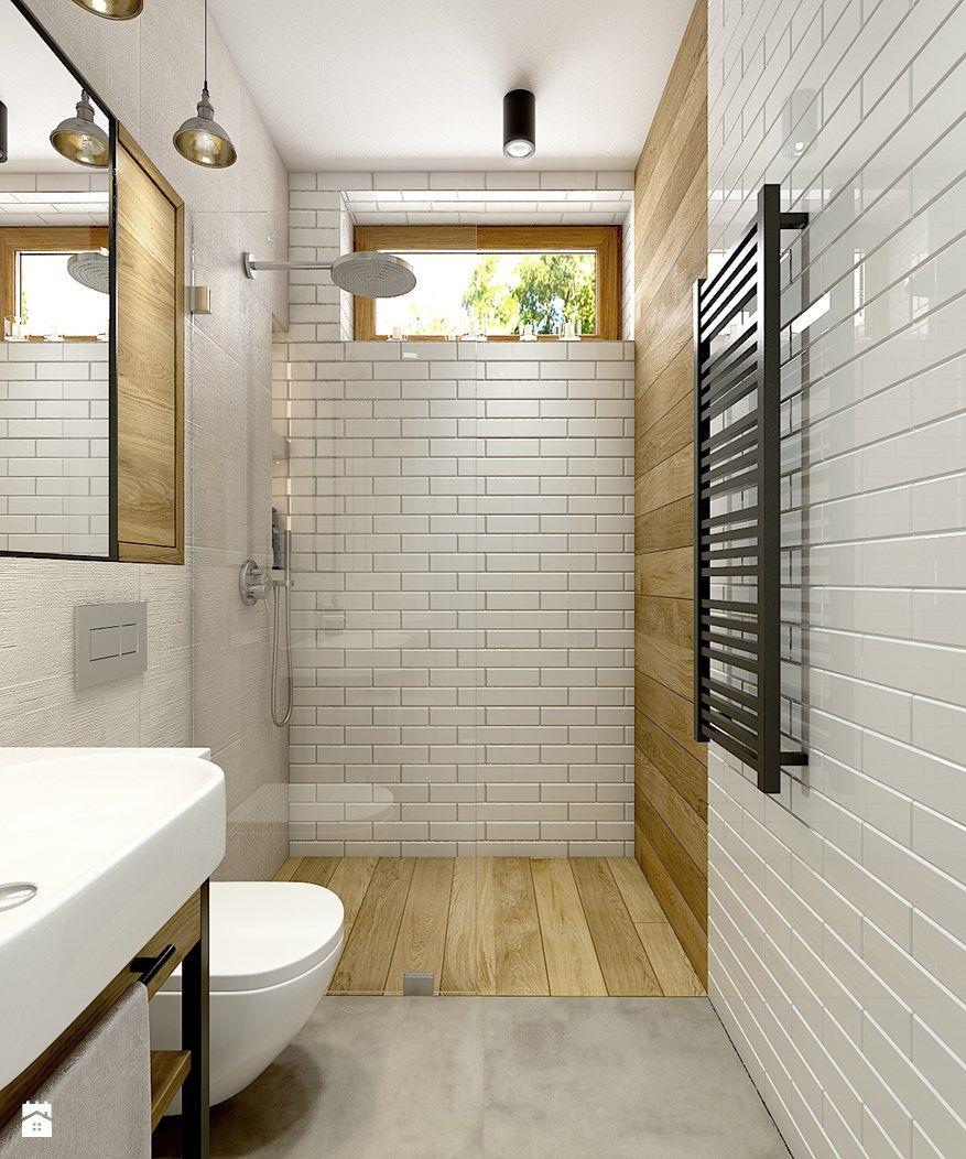 Brown Bathroom Bin