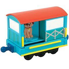 Keep Morgan the mechanic and his pet Peckham close at hand with this Chuggington Car...