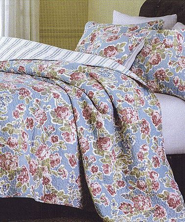 Another Great Find On Zulily Morgan Printed Quilt Amp Sham