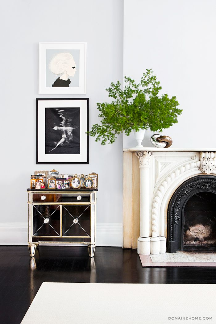 Self Care With Images New York Townhouse Fireplace Decor