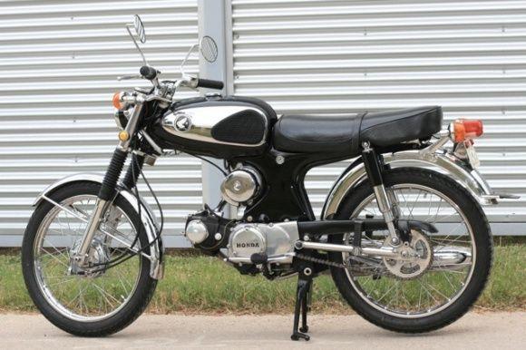 1965 honda s90 | s90 | pinterest | honda, motorbikes and