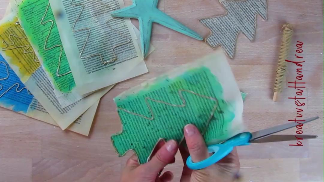 Photo of DIY Papier Draht Figuren basteln
