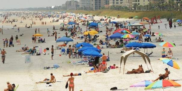 15 Florida Beaches To Visit Memorial Day Weekend Florida Beaches Jacksonville Beach Florida