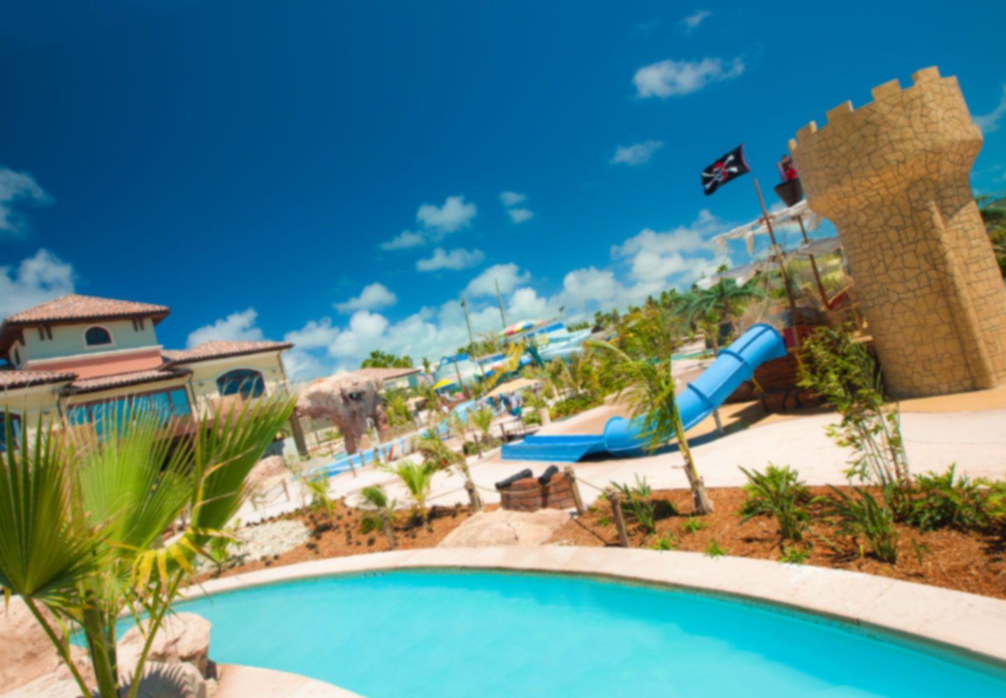 Pirates Island Waterpark At Beaches Turks Caicos With Images