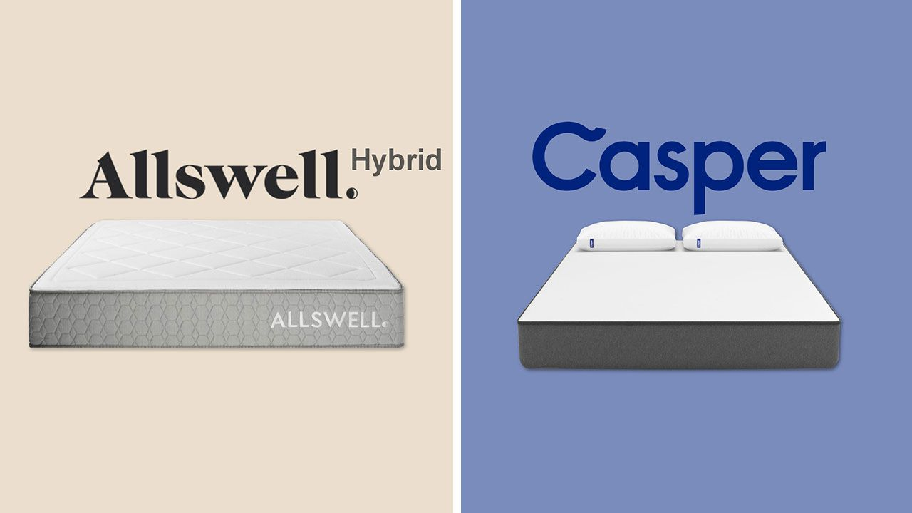 The Allswell Luxe Hybrid Mattress Review