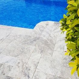 travertine pavers perth freo stone paving courtyard and pools