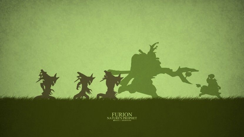 50 Beautiful DOTA 2 Posters & Heroes Silhouette HD Wallpapers | Defense of  the ancients, Dota 2, Nature wallpaper